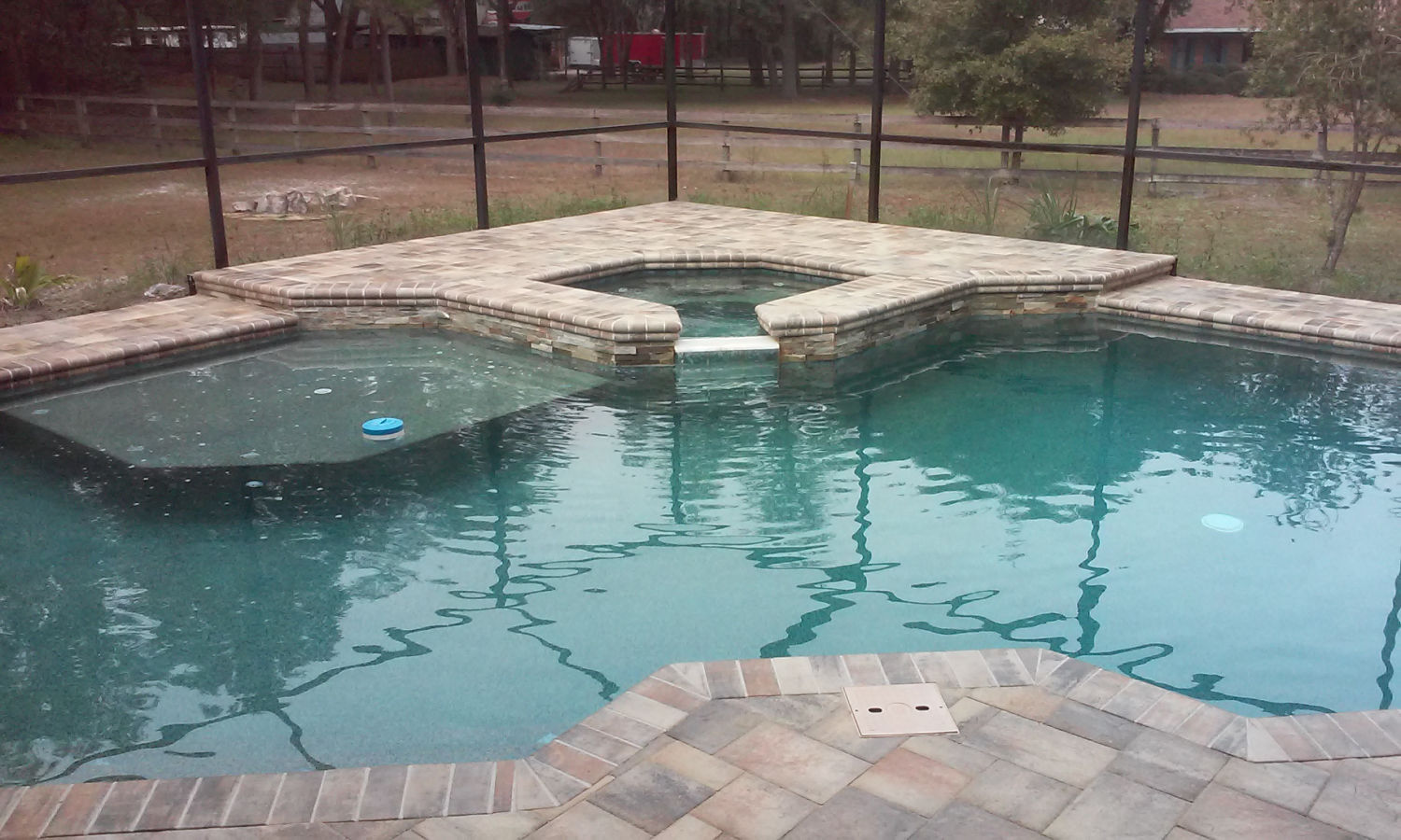 Wet Edge Marketplace Tampa Pool Restorations