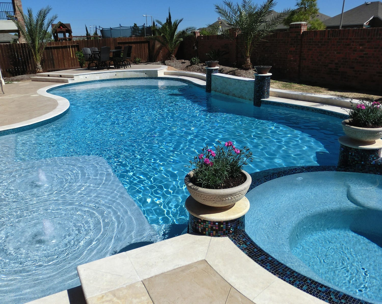Pool Plaster Mix : Wet edge products azure treasure