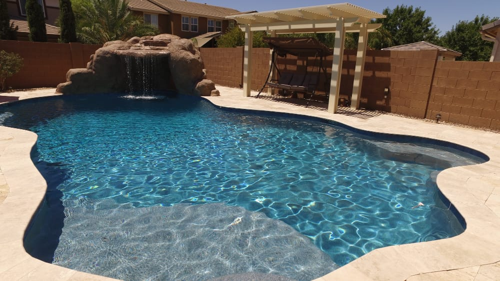 Pool Plaster Mix : Wet edge products tahoe coast